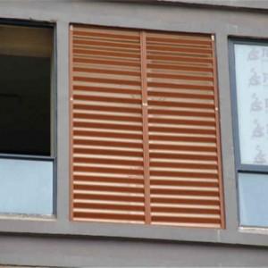 广西铝合金百叶窗价格,南宁锌钢百叶窗批发,空调护栏安装公司