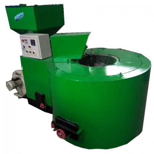 工业易拉罐熔铝炉  生物质坩埚熔铝炉   高温浇铸化铝炉