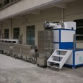 厂家直销东莞臣泽单色立式硅胶挤出生产线
