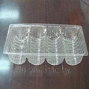 食品级PP吸塑托盘生产厂家 PP食品塑料盒供应商选上海雄英