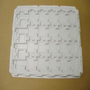 上海吸塑包装生产厂家 PS吸塑托盘定制 PS塑料内托供应商选