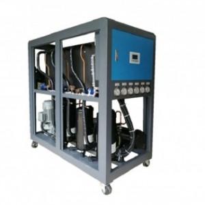 厂家直销工业制冷机顺德均安镇涂料化工五金注塑水冷制冷设备