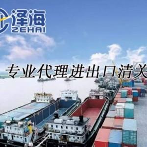 新沙港代理进口物流 代理进口清关服务