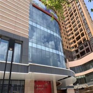 酒店铝单板门头 氟碳铝单板定制加工 门头铝单板装饰材料