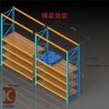 玩具廠倉庫貨架五金廠倉庫貨架潔具廠倉儲貨架標準層板貨架