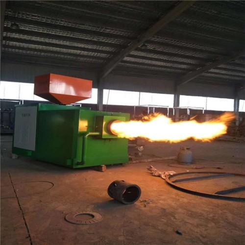 无烟生物质燃烧机  工厂直销颗粒取暖燃烧炉