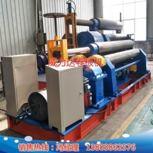 河南三门峡工地卷板机  节能省电型机械全自动卷板机