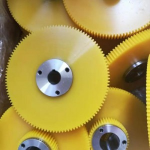 一款尼龙齿轮专用料 尼龙型号MC803-颜色-黄色