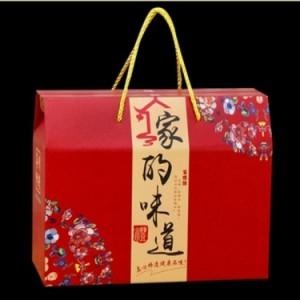 成都包装 特产礼品盒制作 红薯粉条包装纸盒生产厂家
