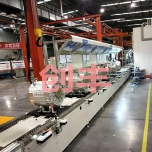 常州电机装配生产线服务完善 新能源汽车电机装配线精巧耐用