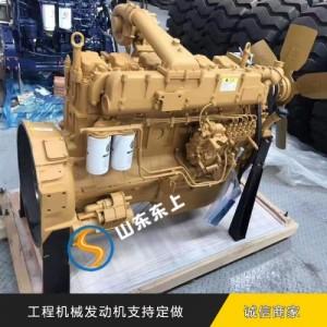 工程机械用潍柴发动机龙工柳工发动机组 牵引式柴油动力发电站