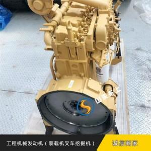 龙工潍柴WD10G220E11发动机水产养殖基地应急型发动机