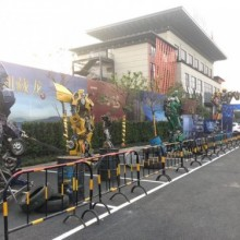 广西桂林大型变形金刚出租租赁定做制作展览出售厂家