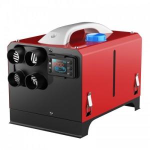 厂家直销驻车加热器一体机车载加热器电三轮燃油取暖器柴油暖风机