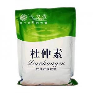 杜仲叶提取物植物饲料添加剂对虾水产养殖调理肠道减少疾病