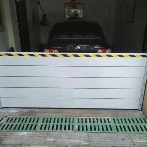 松江安装服务铝合金防洪挡水门厂家推荐