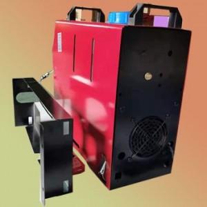 驻车燃油加热器柴油电动三轮车车载暖风机驻车燃油加热器厂家批