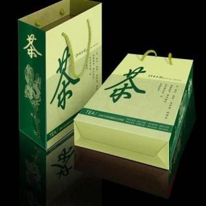 重庆手提袋制造 茶叶纸袋印刷 商务手提袋定做