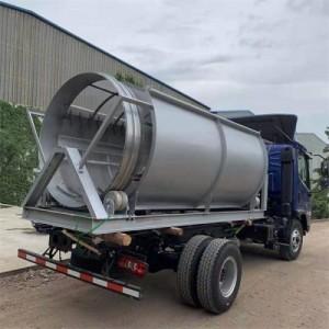 水产养殖污水处理设备 养鱼塘污水处理设备 微滤机 生产厂家