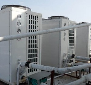 温室大棚花卉苗圃空气能采暖工程