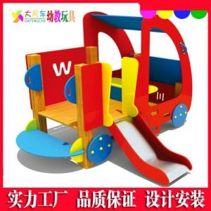 广西幼儿园大型玩具厂家 大型儿童适用组合滑梯 厂家直销