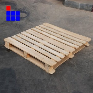 青岛木制托盘尺寸定制 黄岛纸箱包装用熏蒸托盘厂家直销