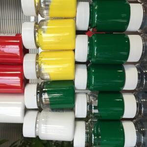 杭州水性无机颜料色浆油性永固橙色膏厂家批发供应