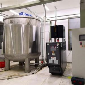 南京欧能机械反应釜控温油加热器大量现货供应