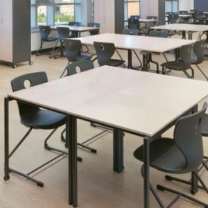 德国VS国际学校家具儿童课桌椅学校家具