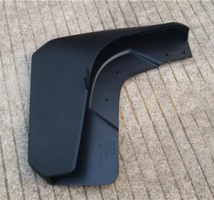佛山模具厂+承接汽车塑件模具制造产品注塑+挡泥板
