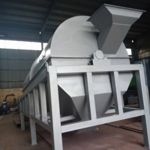 煤化工专用筛 圆筒振动筛煤炭精煤煤矸石滚筒筛分机
