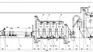 原桂林冶金机械总厂工业石膏粉生产线厂家定做