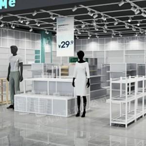 童装店撰写服装店促销方案技巧-诺米货架