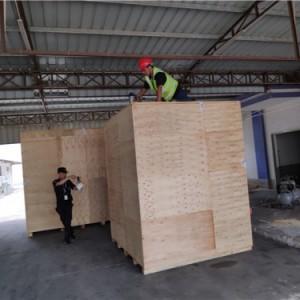 惠州以及新圩各种木箱包装过程有关于设备固定厂家推荐