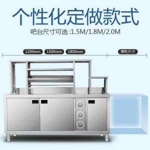 奶茶加工机器设备 奶茶制作的机器设备 河南隆恒品质典范