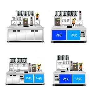 制作奶茶的机器设备奶茶加工机器设备 河南隆恒品质典范