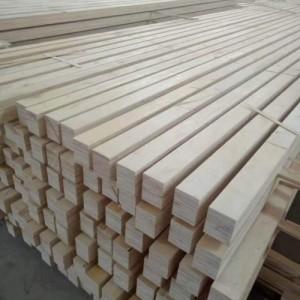 汽车配件包装用杨木LVL免熏蒸木方 胶合板木方 包装级LVL