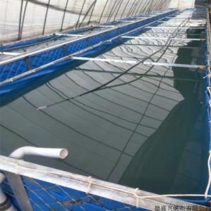 �V西玉林可折�B帆布�B殖�~池帆布蓄水池�S家定做