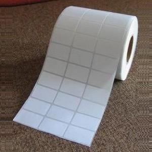 福建尚宸代打印铜版不干胶标签 代印刷标签贴纸定制