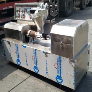 供应陕西汉中聚财牌新型不锈钢豆制品机械设备厂家诚信优质
