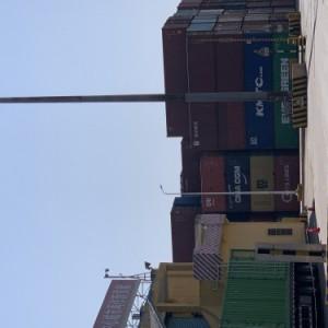 浙江湖州到到海口海运发纺织品走船