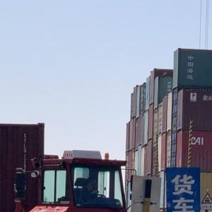 苏州昆山到大连海运纺织品走海柜船运价格