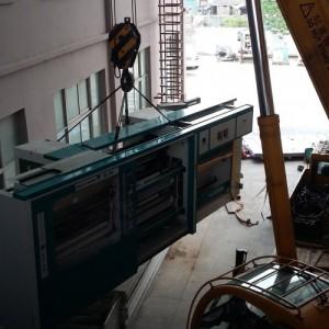 上海青浦区机械设备移位吊装随车吊出租