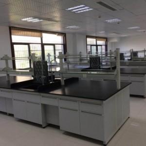 绥化化验室实验台 操作台厂家 仪器台规格型号 检验台图片