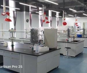 张掖市化验室仪器台厂家  检验台 实验台规格 试验台图片