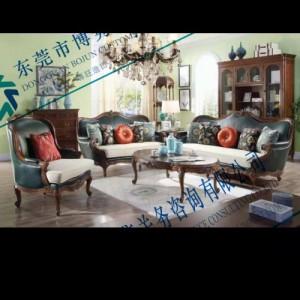 广州港个人进口红木家具报关流程