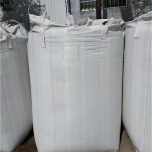 济南加厚耐磨太空包集装袋工业预压污泥袋厂家定做
