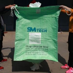 四川太空袋集装包污泥预压袋全新绿色再生料吨袋厂家推荐