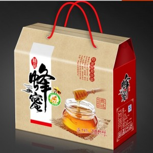�V西桂林定制蜂蜜�Y盒包�b�S家供��
