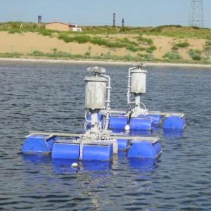 东北石油化工污水处理机械蒸发器 高效率雾化装置